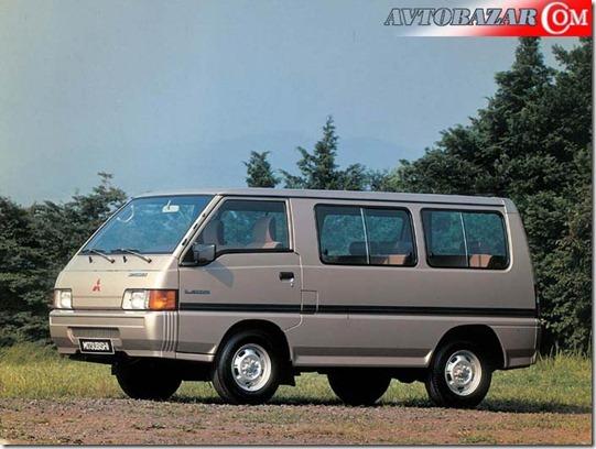 Mitsubishi-L300'87--07