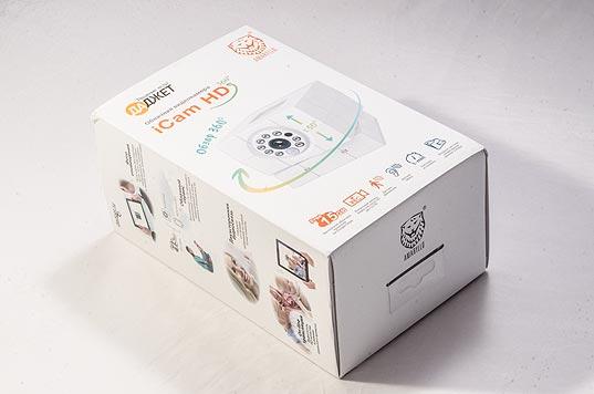 iCam HD 360