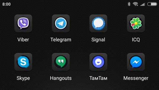 Альтернатива Телеграму 1