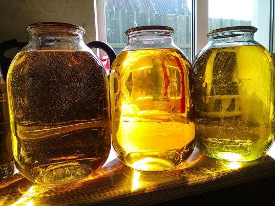 Wheated whiskey 1