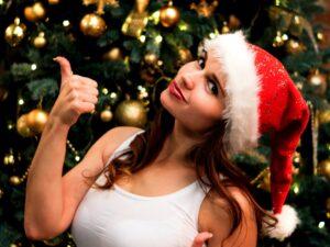Одна дама — Новогодний рассказ Павла Иевлева