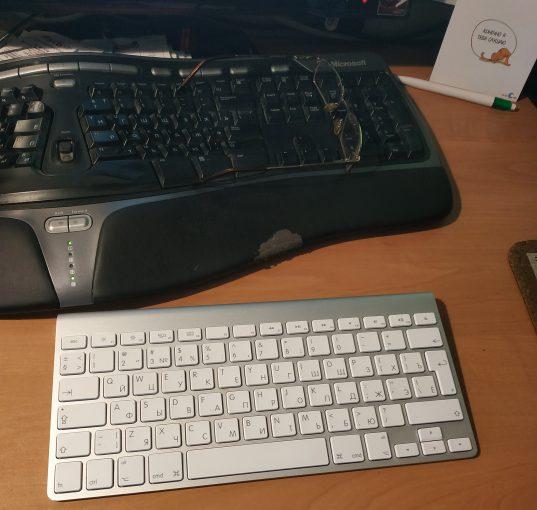 Клавиатурная несовместимость
