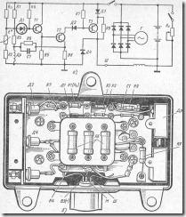 Я-то думал, что оно электромеханическое...  Кстати, кто-нибудь мне объяснит, что на схеме за потенциометр...