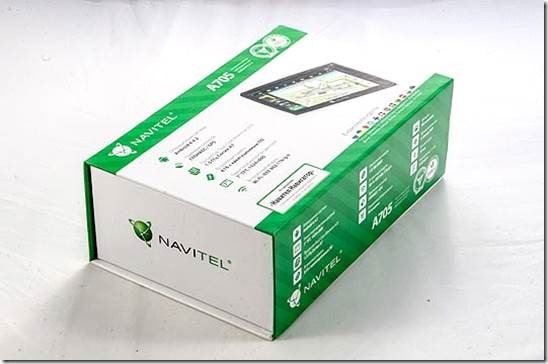 Навигаторы  Navitel A705